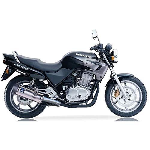 Silencieux Honda CBF 500 04-11 PC39