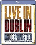 Cover Image for 'Bruce Springsteen with the Sessions Band: Live in Dublin'