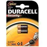 Duracell Batteries MN21 2 Pieces 2 Packungen