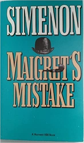 Maigret's Mistake by Georges Simenon (1988-08-03)