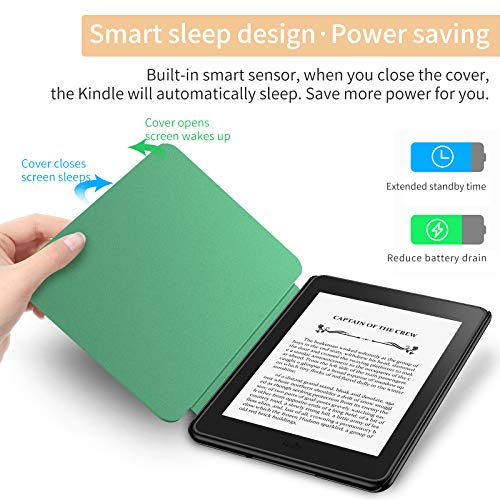 Infiland Kindle Paperwhite 2018 Case Compatible with ...