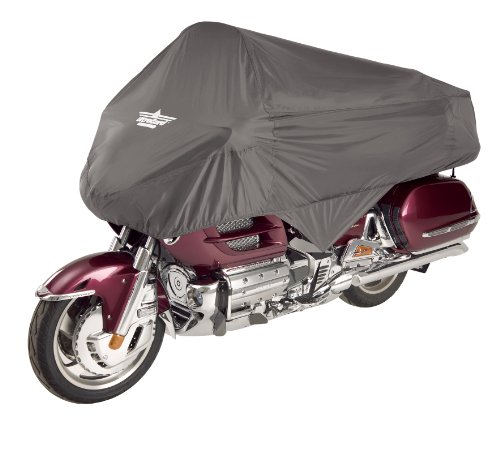- UltraGard 4-458G Charcoal Touring Motorcycle Half Cover