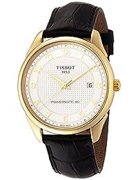 Tissot Vintage Powermatic 80 18k Gold Men's Watch T9204071603200