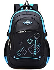 HeyYoo Fashion Waterproof Childrens School Backpack Bookbag School Bag for Boys