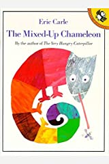 The Mixed-up Chameleon (Picture Puffins) Paperback