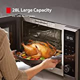 Toshiba EM131A5C-BS Microwave Oven with Smart