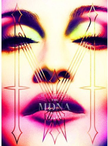 Blu-ray : Madonna - Mdna World Tour