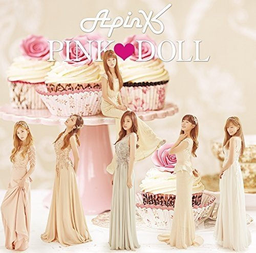 Apink - Pink Doll: Limited-B (Japan - Import, 2PC)