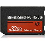 Top-BR High Speed Memory Stick Pro-HG Duo 32Gb (MS-HX16A) PSP Accessories