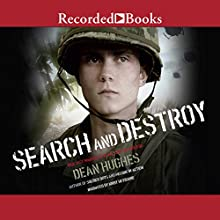 Search and Destroy Audiobook by Dean Hughes Narrated by Kirby Heyborne