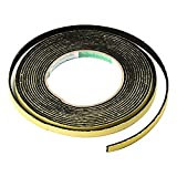 Othmro Sealing Foam Tape 8mm Wide 2mm Thick