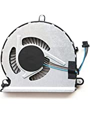 LaptopKing Replacement CPU Cooling Fan for HP Pavilion 15-AU 15-AU000 15-AU100 Series Laptop 856359-001 859633-001 4-Pin 4-Wire - 1 Year Warranty