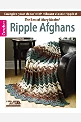 Ripple Afghans: The Best of Mary Maxim Paperback