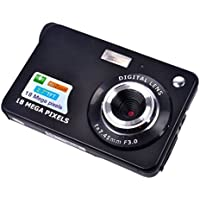 Mini Digital Camera, Webat 2.7 inch TFT LCD HD Mini Digital Camera - Black