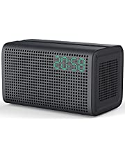 GGMM Altavoz Bluetooth WiFi Speaker 10W con Amazon Alexa Voz Sonido Estéreo