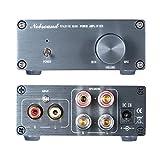 Nobsound 2 Channel Power Amplifier Mini Audio Amp