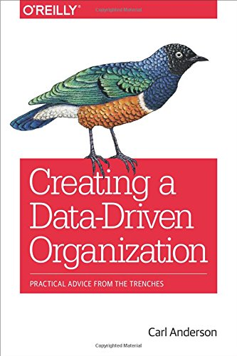 Creating a Data-Driven Organization: Practical Advice from the Trenches [Carl Anderson] (Tapa Blanda)
