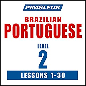 Pimsleur Portuguese (Brazilian) Level 2 Speech