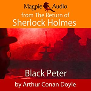 Black Peter Audiobook