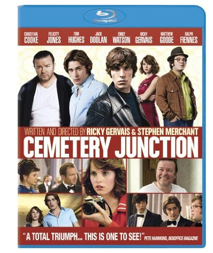 Blu-ray : Cemetery Junction (, Dubbed, Dolby, AC-3, Widescreen)