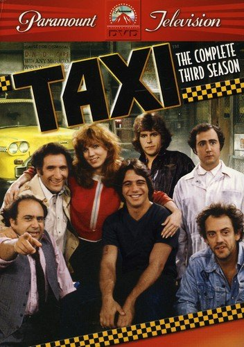 Taxi - The Complete Third Season (Best Television Deals Uk)