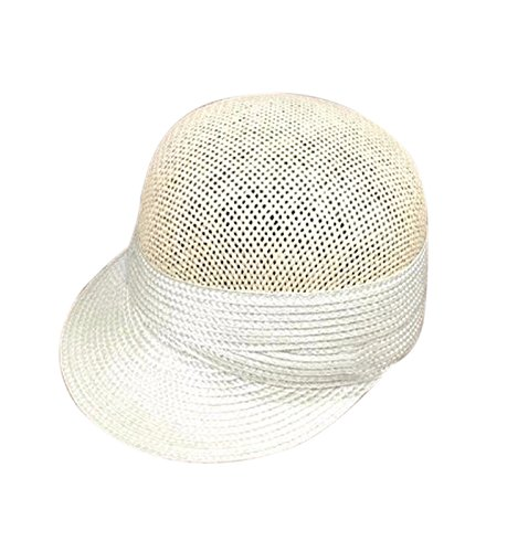 Vacance Paille Visière Chapeau De Laiteux Casquette Acvip Soleil Blanc Femme Anti Eté Extérieur Plage Cool qWnS7aST