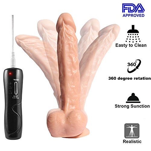 Vǐbrating-Dǐldò with 6 Speeds for Women Private Play