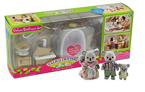 Calico Critters Koala Family Bathroom
