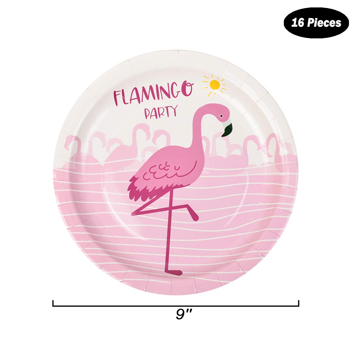 2 PCS 71/'/'/× 43/'/' Tropical Luau Party Table Cover La fete Flamingo Disposable Plastic Tablecloth Birthday Party Supplies for Kids Girls Picnic Wedding Baby Shower Party Decoration