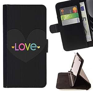 Momo Phone Case / Flip Funda de Cuero Case Cover - Corazón Texto Dios cristiano metal gris - HTC Desire 626