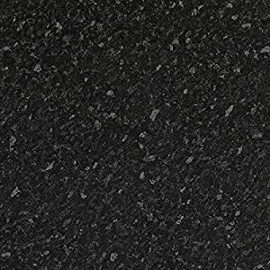 Schwarzer Granit amazon de kronospan oasis schwarz granit kristall randstreifen