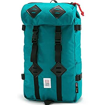 Topo Designs Klettersack 22L Backpack One Size Turquoise