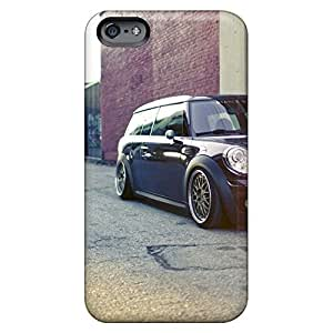Cases mobile phone carrying shells New Fashion Cases Appearance iphone 5 / 5s - lens flare mini cooper hjbrhga1544