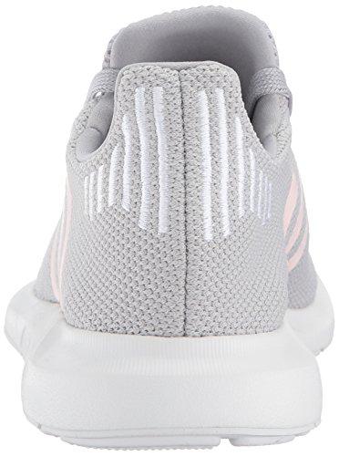 Adidas Originals Kvinna Swift Run W Grå Två / Is Rosa / Vit