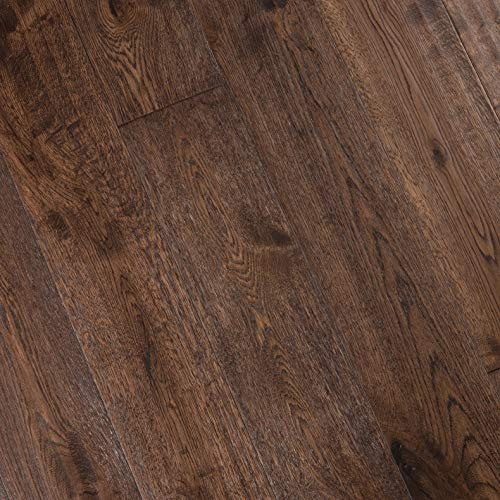 French Oak Prefinished Engineered Wood Floor, Colorado, 1 Box, by Hurst Hardwoods ()