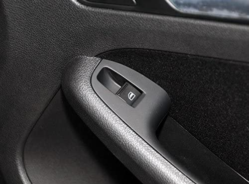 Only Fits For Left Hand Drive Front Door Inner Storage Glove Box Container Holder 2PCS For VW Volkswagen Jetta 2012-2014 HIGH FLYING