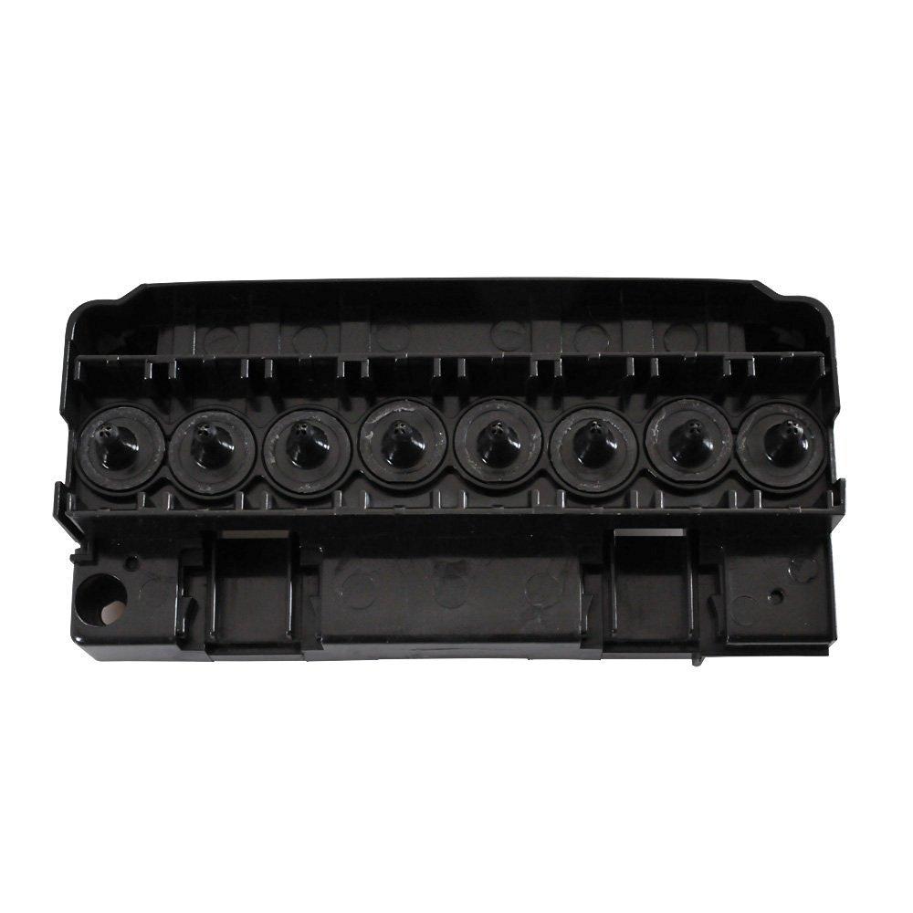 DX5 Solvent Printhead Manifold Head Adapter for Mutoh VJ-1204 / VJ-1614 / VJ-1304 / VJ-1604E Inkjet Printer