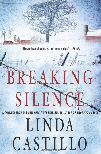 Image of Breaking Silence (Kate Burkholder)