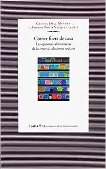 Book COMER FUERA DE CASA