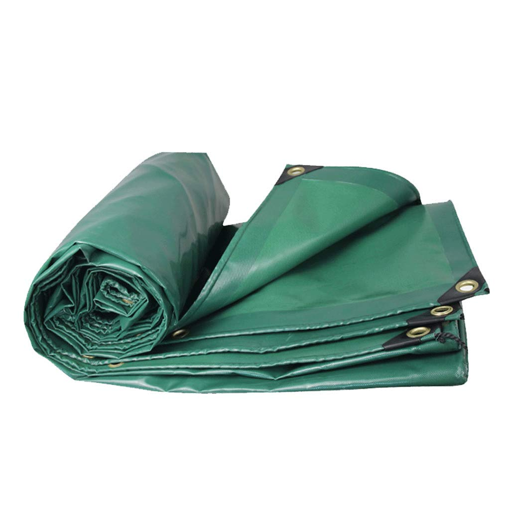 ターポリン0.45ミリメートル厚い耐摩耗防水布防水日焼け止めターポリンの雨カバーダストキャンバス屋外 (サイズ さいず : 3 * 5m)   B07J5CXS11