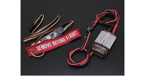 HobbyKing - Turnigy dlux 10A (10~60V) HV SBEC - DIY Maker ...