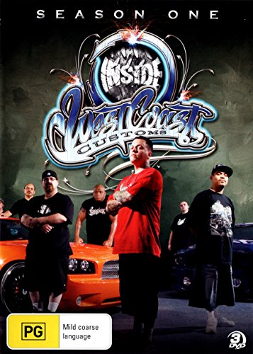 west coast customs dvd - 1
