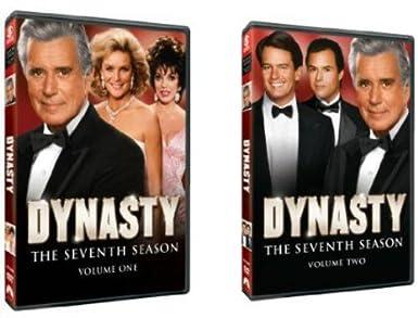 Dynasty: The Seventh Season - 1 & 2 2-Pack Reino Unido DVD: Amazon ...