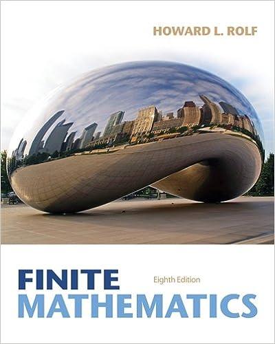Finite mathematics howard l rolf 9781133945772 amazon books finite mathematics 8th edition fandeluxe Choice Image