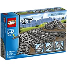 LEGO City Switch Tracks 7895 Train Toy Accessory