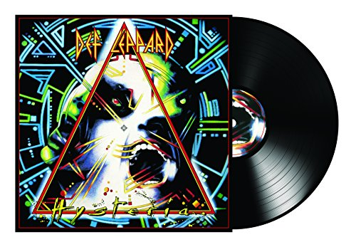 Album Art for Hysteria (2LP + Poster) by Def Leppard