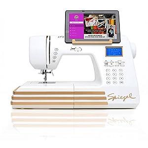Spiegel 60609 350 Stitch Computer Sewing Machine by Universal Instruments
