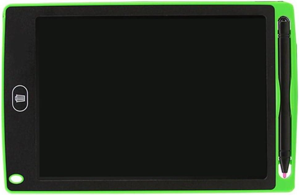 LED da Regalo Portatile di Scrittura Erase tavoletta Grafica Senza Carta Notepad Riscritto Pad per Bambini Morza 8.5 Pollici LCD tavoletta Grafica con la Penna