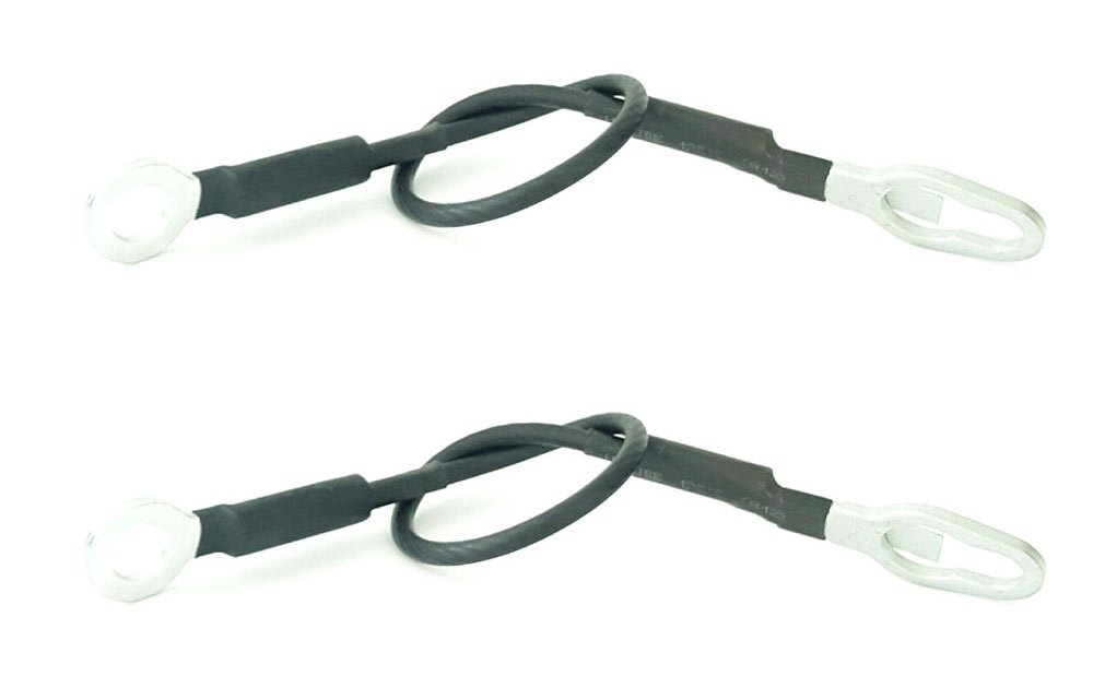 1987-2010 Dodge Dakota / 2006-2009 Mitsubishi Raider Tailgate Tail Gate Cables Volar Motorsport Inc