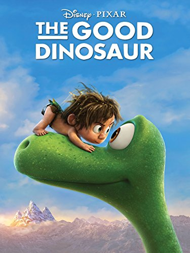 The Good Dinosaur (Plus Bonus Features) (Good Movie For Kids And Adults)